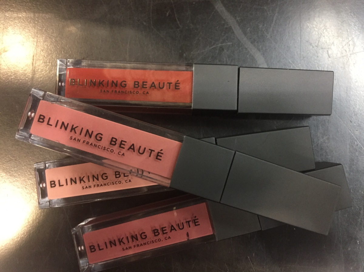 Blinking Beaute Liquid Lipstick Swatches