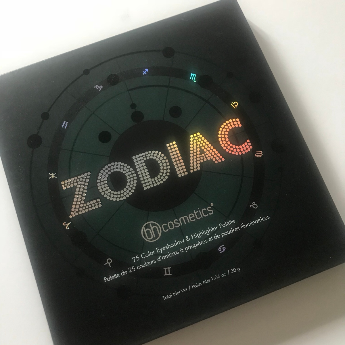 Thursday Thoughts: BH Cosmetics Zodiac Pallete
